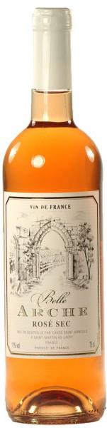 Вино Belle Arche Rose Sec