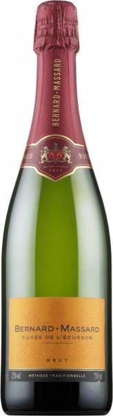"""Игристое вино Bernard-Massard, """"Cuvee de l'Ecusson"""" Brut"""