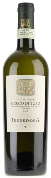 Вино Loggia della Serra, Greco di Tufo DOCG, 2008