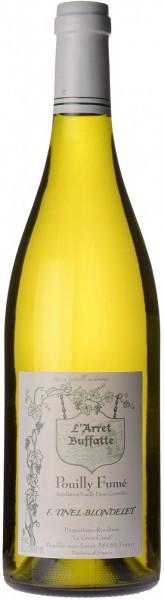 "Вино Domaine Tinel-Blondelet, ""l'Arret Buffatte"", Pouilly Fume AOC, 2012"