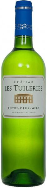 Вино Chateau Les Tuileries, Entre-Deux-Mers AOC, 2015