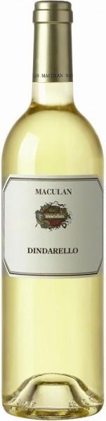 """Вино Maculan, """"Dindarello"""", 2016"""