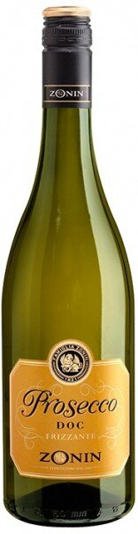 Игристое вино Zonin, Prosecco DOC Frizzante
