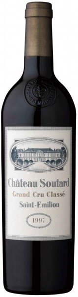 Вино Chateau Soutard, Saint-Emilion Grand Cru Classe AOC, 1997