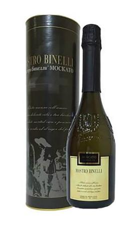 Игристое вино Mastro Binelli Moskato in tube 0.75л
