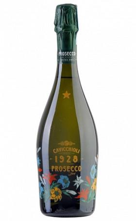 Просекко Cavicchioli Prosecco DOC 0.75л