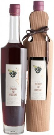 Ликер Lheraud Liqueur au Cognac Cassis, 0.5 л