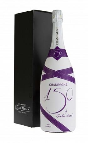 Шампанское Jean Milan Cuvee 150 Carolin Milan gift box 1.5л