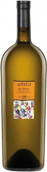 "Вино Tenuta Ulisse, ""Unico"" Pecorino, Terre di Chieti IGT, 2012, 1.5 л"