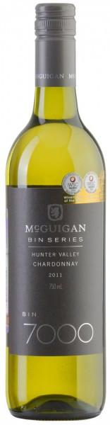 "Вино McGuigan, ""Bin 7000"" Chardonnay, 2011"