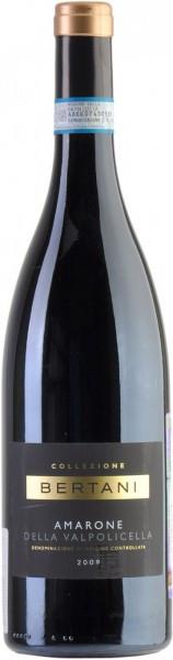 Вино Bertani, Amarone della Valpolicella DOC, 2009
