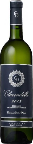 "Вино Clarence Dillon, ""Clarendelle"" Blanc, Bordeaux AOC, 2012"