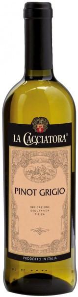 "Вино ""La Cacciatora"" Pinot Grigio, Veneto IGT"