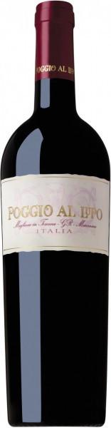 "Вино Sette Ponti, ""Poggio al Lupo"", Toscana IGT, 2011"