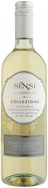 """Вино Sensi, """"Collezione"""" Pinot Grigio, Venezie IGT"""