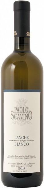 Вино Paolo Scavino, Langhe Bianco DOC, 2006