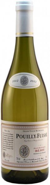 Вино Bejot, Pouilly-Fuisse AOC, 2012