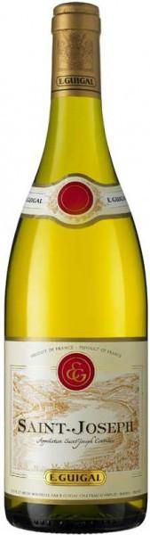 Вино E. Guigal, Saint-Joseph Blanc, 2007