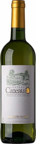 Вино Chateau Cazeau, Entre-Deux-Mers AOC, 2015
