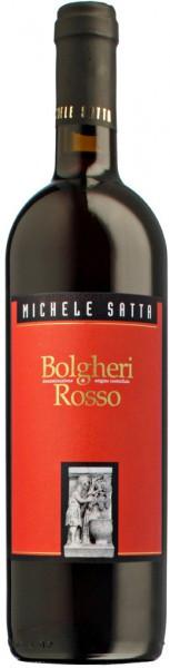Вино Michele Satta, Bolgheri Rosso DOC, 2012