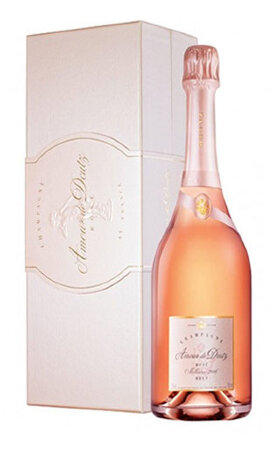 "Шампанское ""Amour de Deutz"" Brut Rose, gift box"