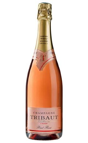 Шампанское Tribaut Brut Rose 0.75л