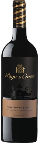 Вино Pago de Cirsus, Seleccion de Familia, Navarra DO