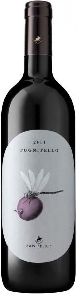 Вино Pugnitello, Toscana IGT, 2011