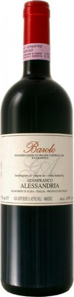 Вино Alessandria Gianfranco, Barolo DOCG, 2007