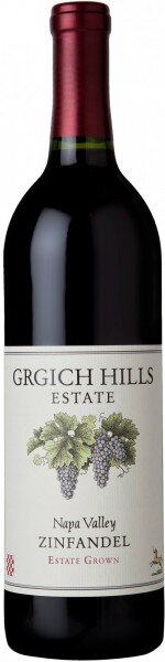 Вино Grgich Hills Estate Zinfandel 2008 (Biodynamic Wine)