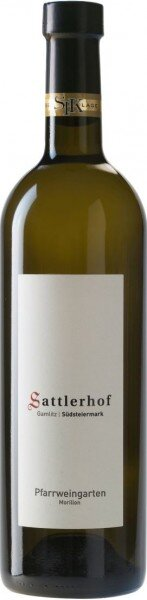 "Вино Sattlerhof, ""Pfarrweingarten"" Morillon, 2007"