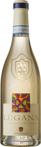 Вино Azienda Agricola Ottella, Lugana Ottella, 2012, 0.375 л