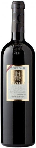 """Вино Apollonio """"Divoto"""" Riserva Copertino DOC 2014"""