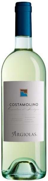 """Вино """"Costamolino"""", Vermentino di Sardegna DOC, 2014"""