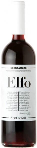 "Вино Apollonio, ""Elfo"" Rosso, Salento IGT, 2012"