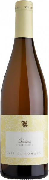 """Вино """"Dessimis"""", Isonzo Pinot Grigio DOC, 2014"""