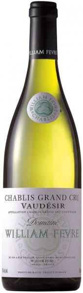 """Вино Domaine William Fevre, Chablis Grand Cru """"Vaudesir"""", 2014"""