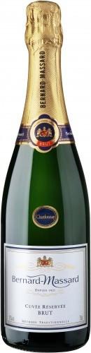 Игристое вино Bernard-Massard, Cuvee Reservee Brut