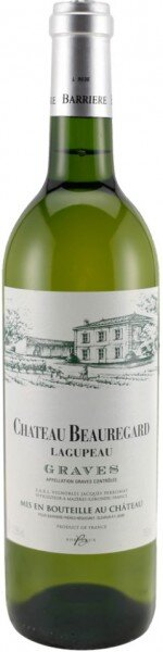Вино Chateau Beauregard Lagupeau, Graves AOC, 2012
