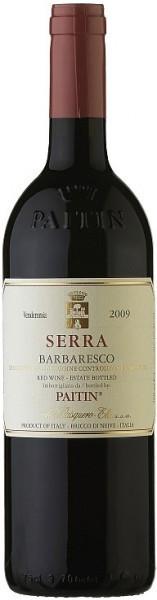 "Вино Paitin, ""Serra"", Barbaresco DOCG, 2009"