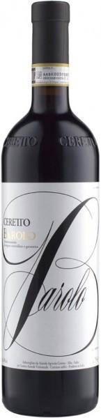 Вино Ceretto, Barolo DOCG, 2012
