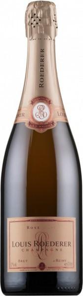 Шампанское Brut Rose AOC, 2010