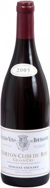 "Вино Domaine Baron Thenard, Corton Grand Cru ""Clos du Roi"", 2005"