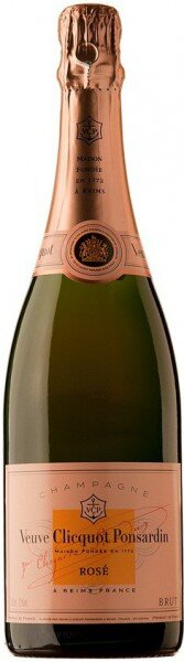 Шампанское Veuve Clicquot, Brut Rose