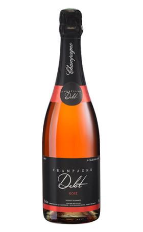 Шампанское La Champenoise Champagne Delot Brut Rose 0.75л