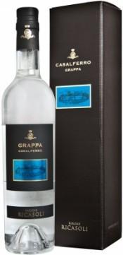 Граппа Grappa Casalferro, gift box, 0.5 л