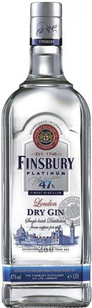 "Джин ""Finsbury"" Platinum, 1 л"