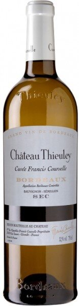 Вино Chateau Thieuley Cuvee Francis Courselle 2004
