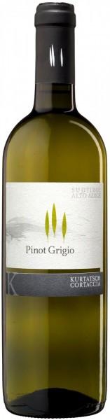 Вино Kurtatsch, Pinot Grigio, 2014