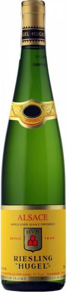 Вино Hugel, Riesling, Alsace AOC, 2014